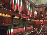 L'insediamento del Presidente della Repubblica Sergio Mattarella