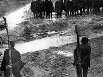 Proposta di Legge per la riabilitazione e la memoria dei soldati fucilati durante la Grande Guerra