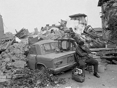Il mio intervento in aula sul terremoto del Friuli