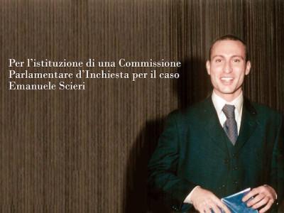 Intervento in aula per l'istituzione di una Commissione parlamentare di inchiesta sulla morte del militare Emanuele Scieri