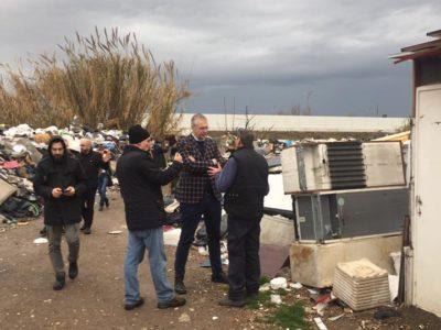 Rassegna Stampa/Video 1° Missione Commissione d'inchiesta sulla sicurezza e il degrado delle Periferie – Roma –