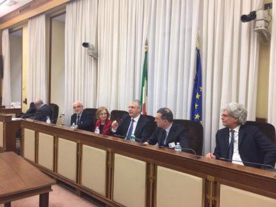 Audizione con la comunità di Sant'Egidio in commissione Periferie