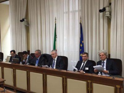 Audizione con l'ente ISTAT in commissione Periferie