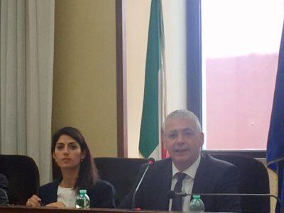 Periferie: Roma audizione con la Sindaca Virginia Raggi