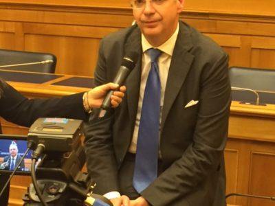 Intervento in aula sulla proroga della Commissione di inchiesta sulle Periferie