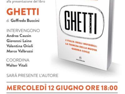 Presentazione libro Ghetti a Bologna