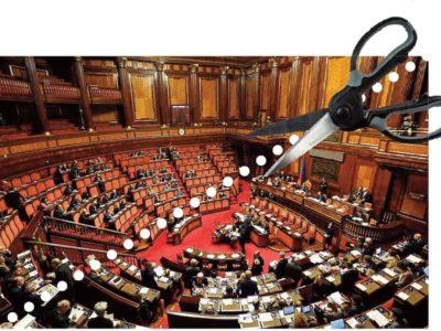 Ecco la verità : La posizione di Forza Italia sulla riduzione del numero dei parlamentari