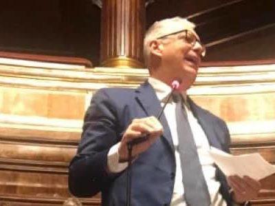 Mozione per Venezia, il mio intervento in aula